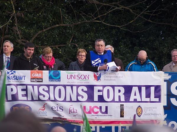 pension mismanagement