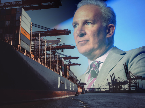 Peter Schiff Compares Trade War to Battle at Little Bighorn