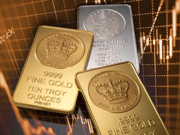 Precious Metals Soaring