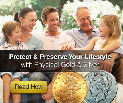 protect and preserve lifestyle with gold and silver