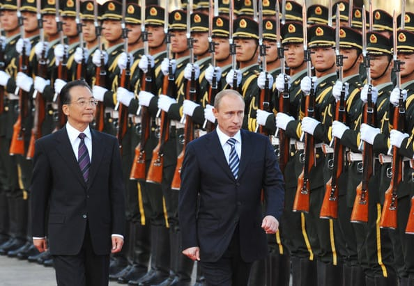 putin russia china How Russia may beat China to the punch with this blow to the dollar