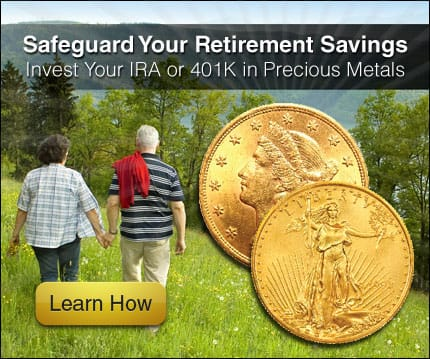 safeguard retirement savings with precious metals ira