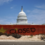 government shutdown and trade wars