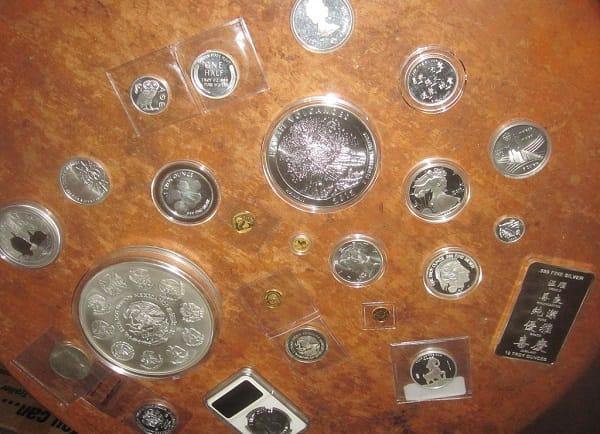 silver market explodes