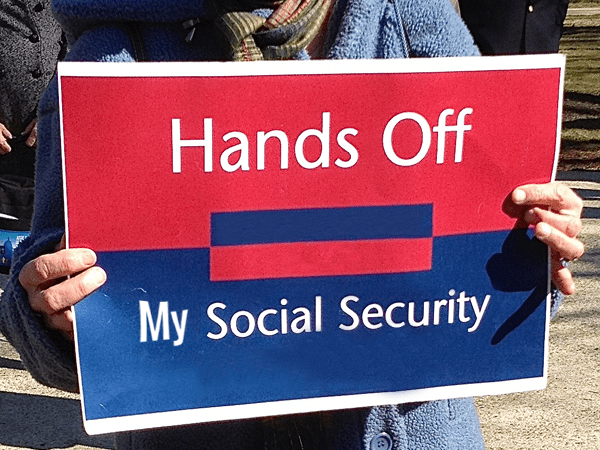 3 possible solutions for social security