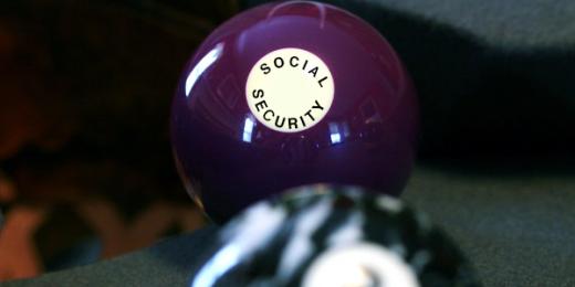 social security 8 ball