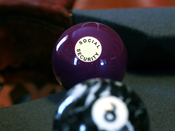 social security 8 ball
