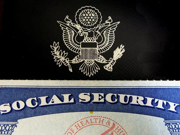 social security benefits stay the same
