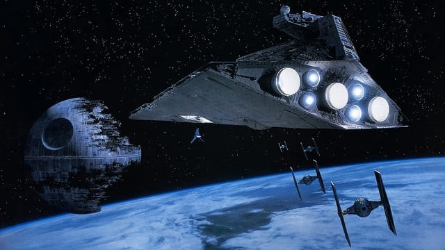 star wars movie comes out first before hike Wall Street has the Death Star Pointed at the Bond Market