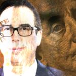 steven mnuchin endorses weak dollar and hidden tax