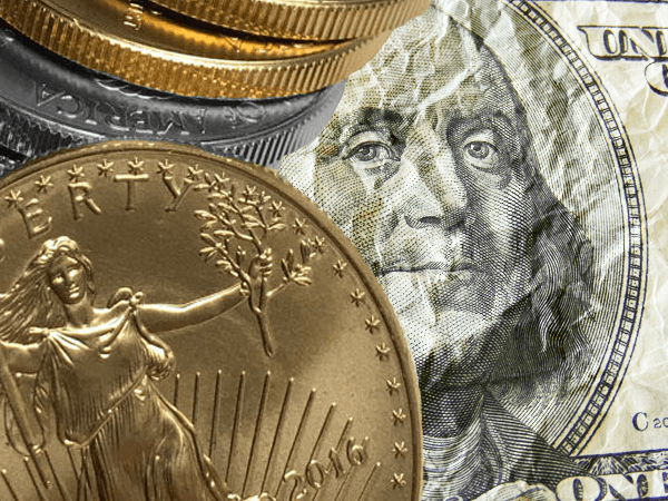 strong gold and silver prices