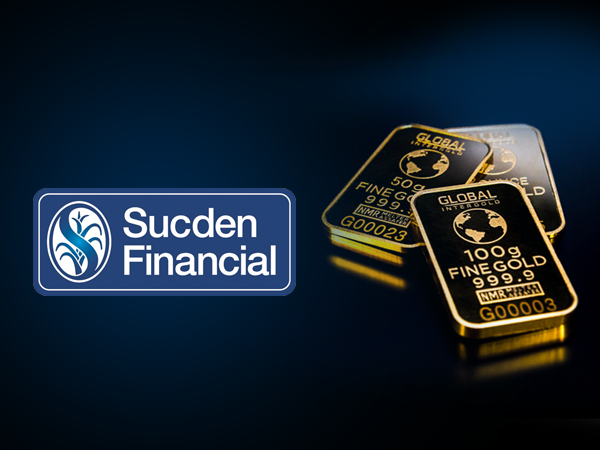 sucden financial gold prediction