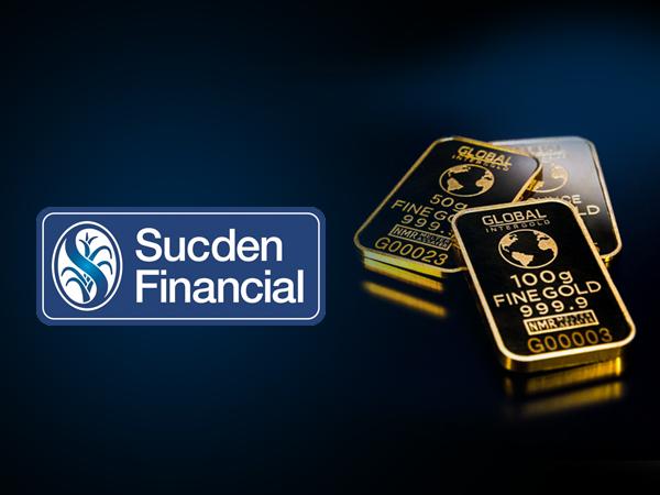 sucden financial gold prediction