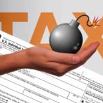 tax time bomb