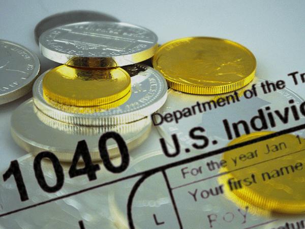 Trump's tax plan to boost gold
