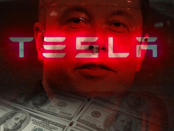Tesla elon musk bankruptcy