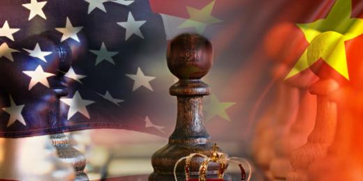 trade war chess