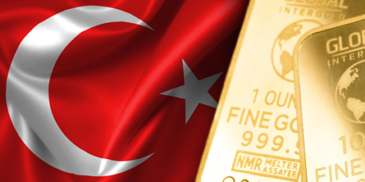 Turkey crisis to help gold
