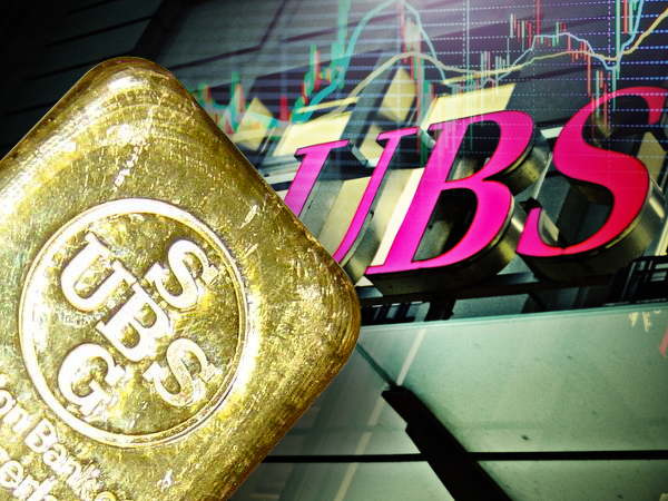 UBS Gold forecast