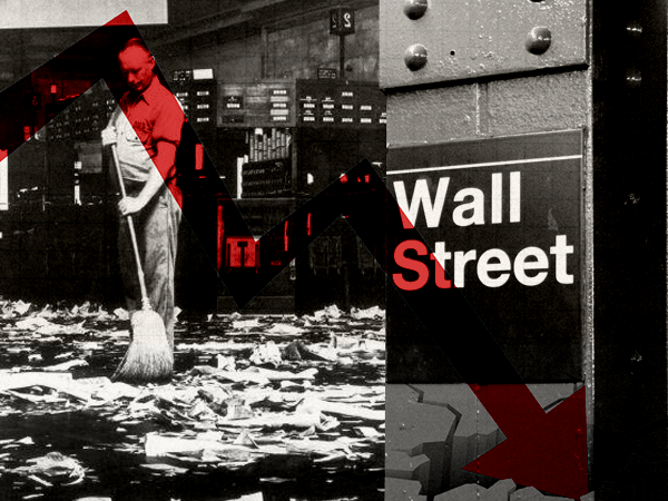 wall street correction coming