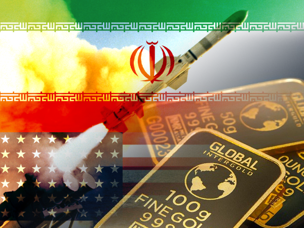 Middle East Conflict Sends Gold Soaring
