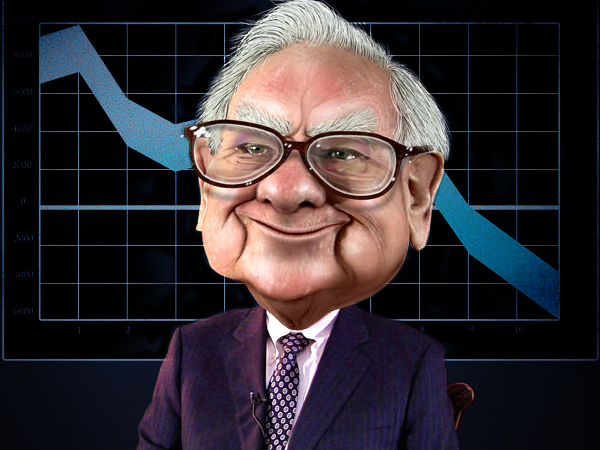 Warren Buffett's warning about stocks