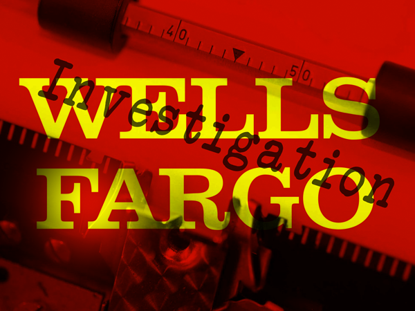 wells fargo investigated by labor department